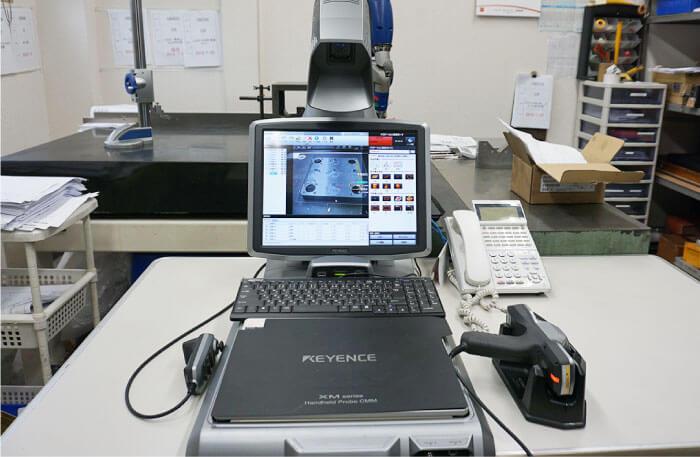 三次元測定機 KEYENCE XM-T1000/1500