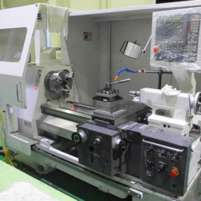 CNC普通旋盤 TAC-510 (滝沢鉄工所)
